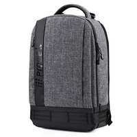 PROWELL DC22095 Waterproof DSLR Camera Canvas Photography Bag Backpack With Large Capacity