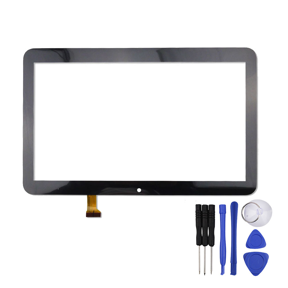 10.1 inch Touch Screen for Texet TM-1057 Tablet PC Digitizer Glass Panel Replacement Sensor Free Shipping  цена
