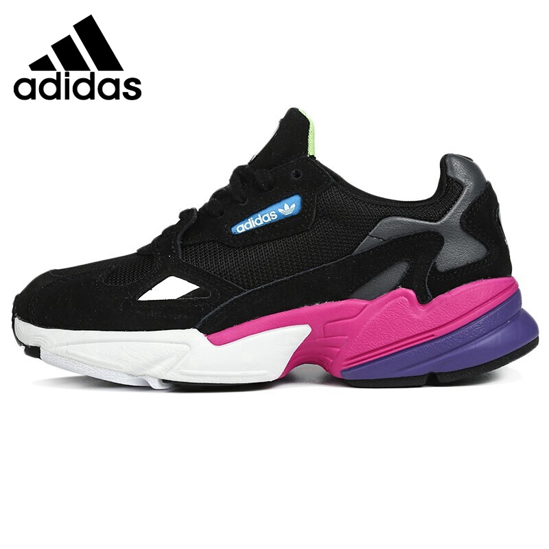 Original New Arrival  Adidas Originals FALCON W Womens  Running Shoes SneakersOriginal New Arrival  Adidas Originals FALCON W Womens  Running Shoes Sneakers