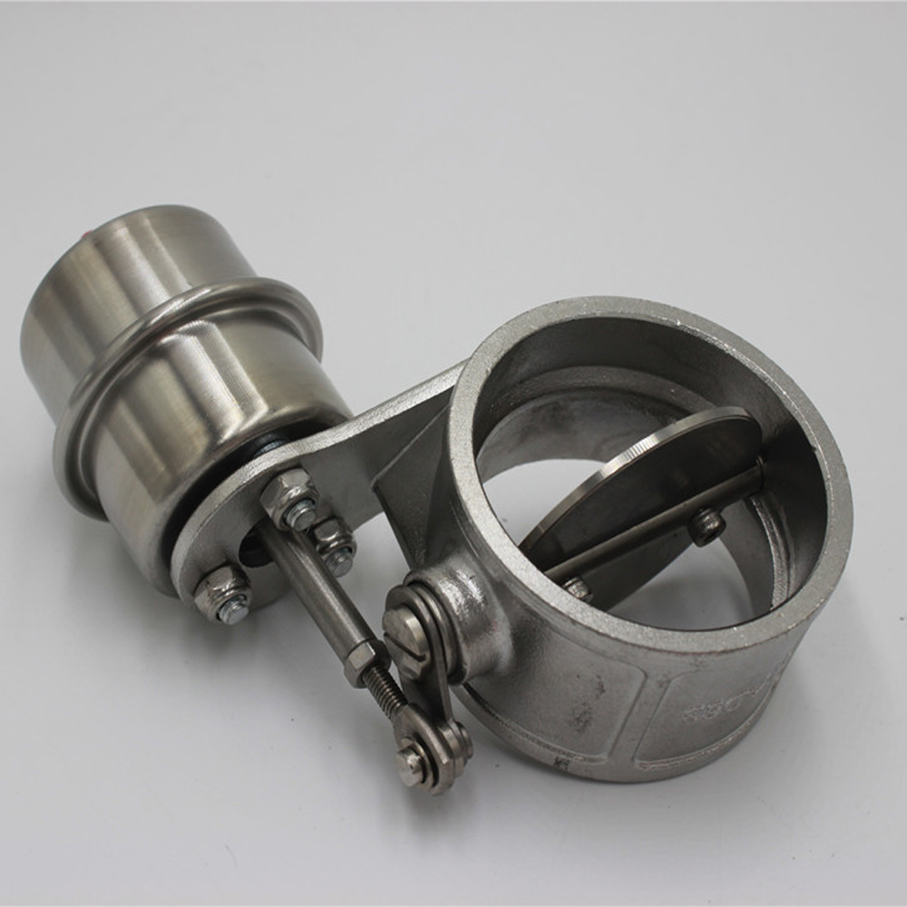Mm stainless steel exhaust control cutout valve set