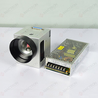 10mm Beam Spot Laser Galvo Scanner for Fiber Laser Marking Machine