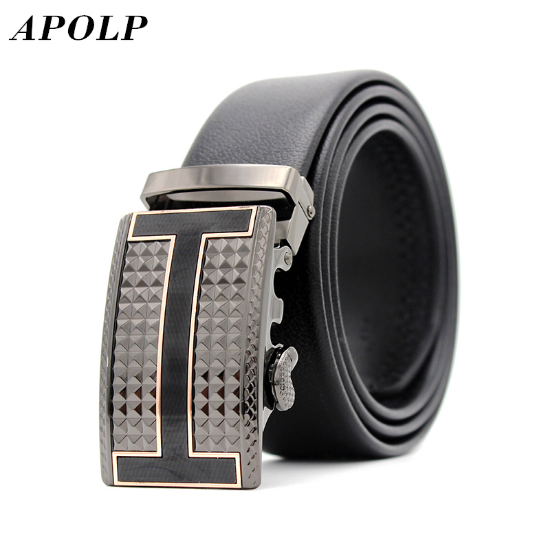 h designer belt 3dyo  APOLP New Brand Designer Mens Belts Luxury Real Leather H Belts For Men  Metal Buckle Jeans Pants Genuine Leather Belt Male Strap