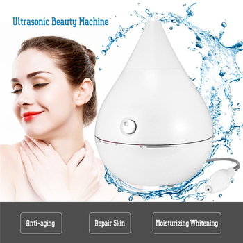 Skin Rejuvenation Machine Face Care Ultrasonic Beauty Machine Deep Moisturizing Whitening Anti Wrinkles