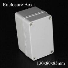 130*80*85 ММ IP67 Новый АБС электронный корпус коробки Распределительные сети управления шкафа распределительная розетка случае 130x80x85 ММ
