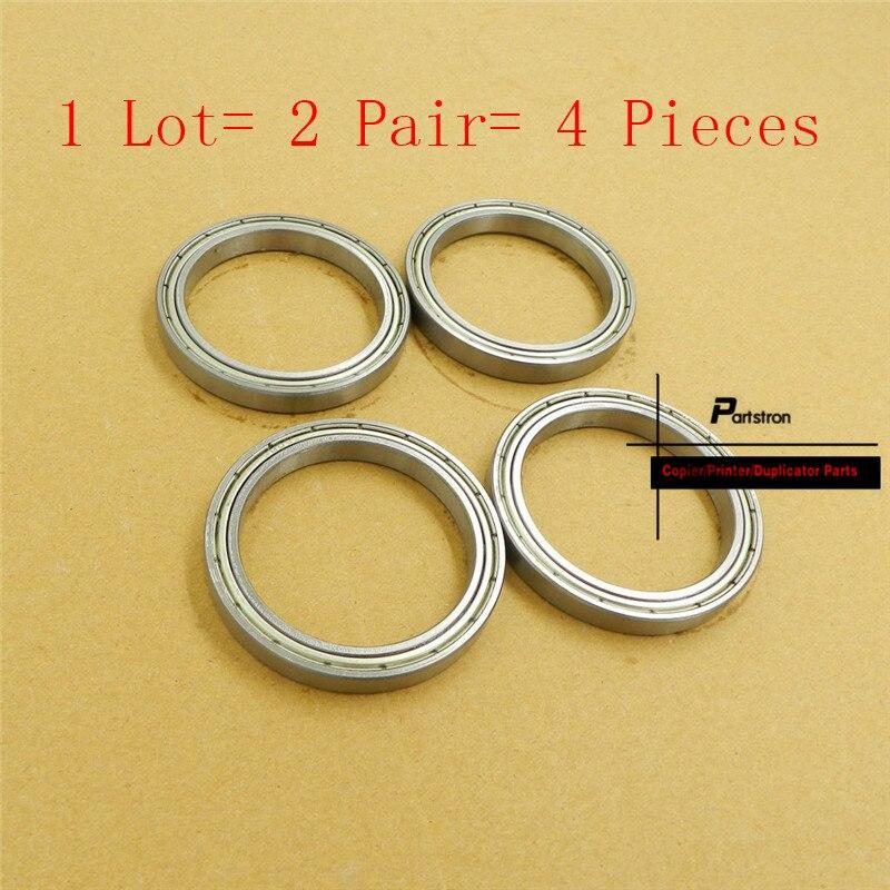 2 pares xg9 0563 000 rolamento de rolo superior para canon6055 6065 6075 6255 6265 6275