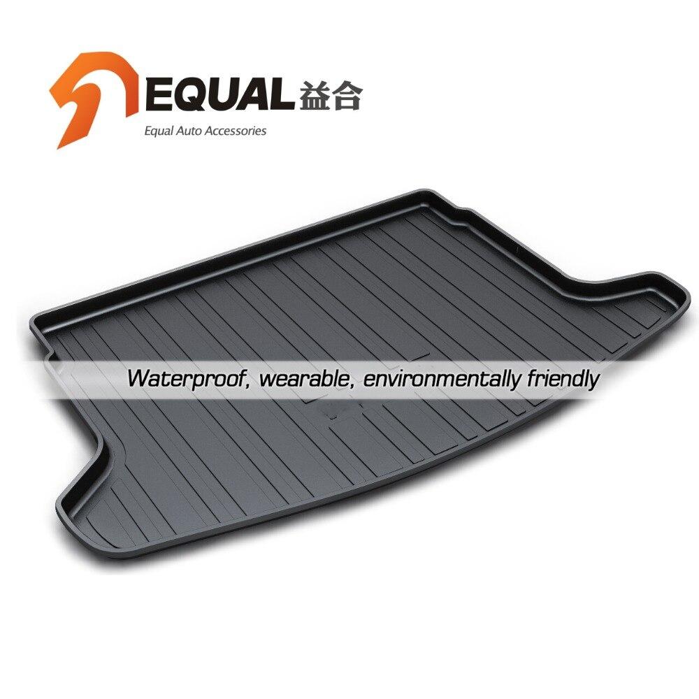 Floor mats nissan qashqai - Cargo Liner Trunk Mat Fit For Nissan Qashqai Allspace 2011 2015 Cargo Mat Trunk Protector Floor Mat Black