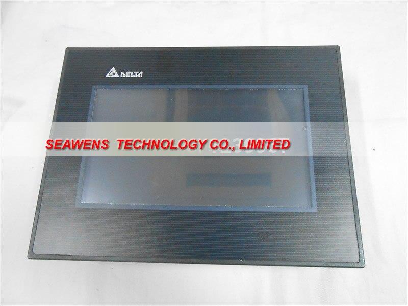 Dop-b07s411: 7 дюймов 800x480 ичм Сенсорный экран Delta оператора Панель dop-b07s411 с usb программа кабель загрузки, быстрая доставка