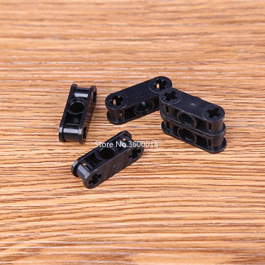 20pcs/lot Decool Technic Parts Bricks Connector Compatible With Legos 32184 MOC DIY Blocks Bricks Parts Set