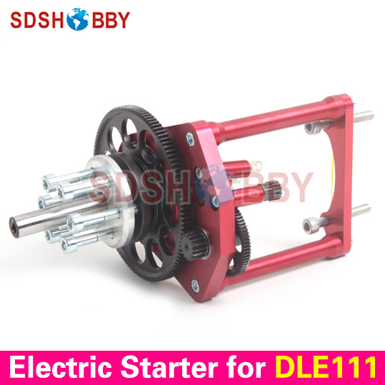 Electric Starter for the Third Generation DLE111 Gasoline Engine