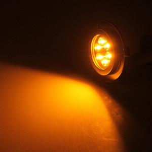 Image 4 - Wysokiej mocy podwodne światło 12 W LED łódź morska jacht światła wodoodporna lampa krajobrazowa