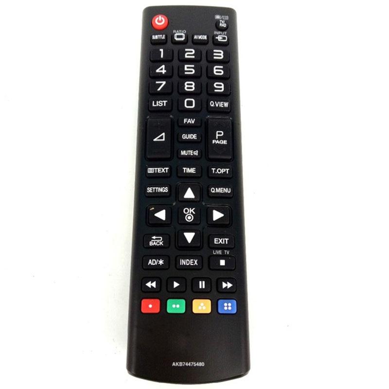 new original remote control for lg akb74475480 replace the akb73715603 akb73715679 akb73715622. Black Bedroom Furniture Sets. Home Design Ideas