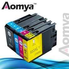 Aomya Compatibele Inkt Cartridge Compatibel Voor HP 932 933 932XL Officejet 7110 7610 6600 6700 6100 7612 Printer Met chip niet OEM(China)