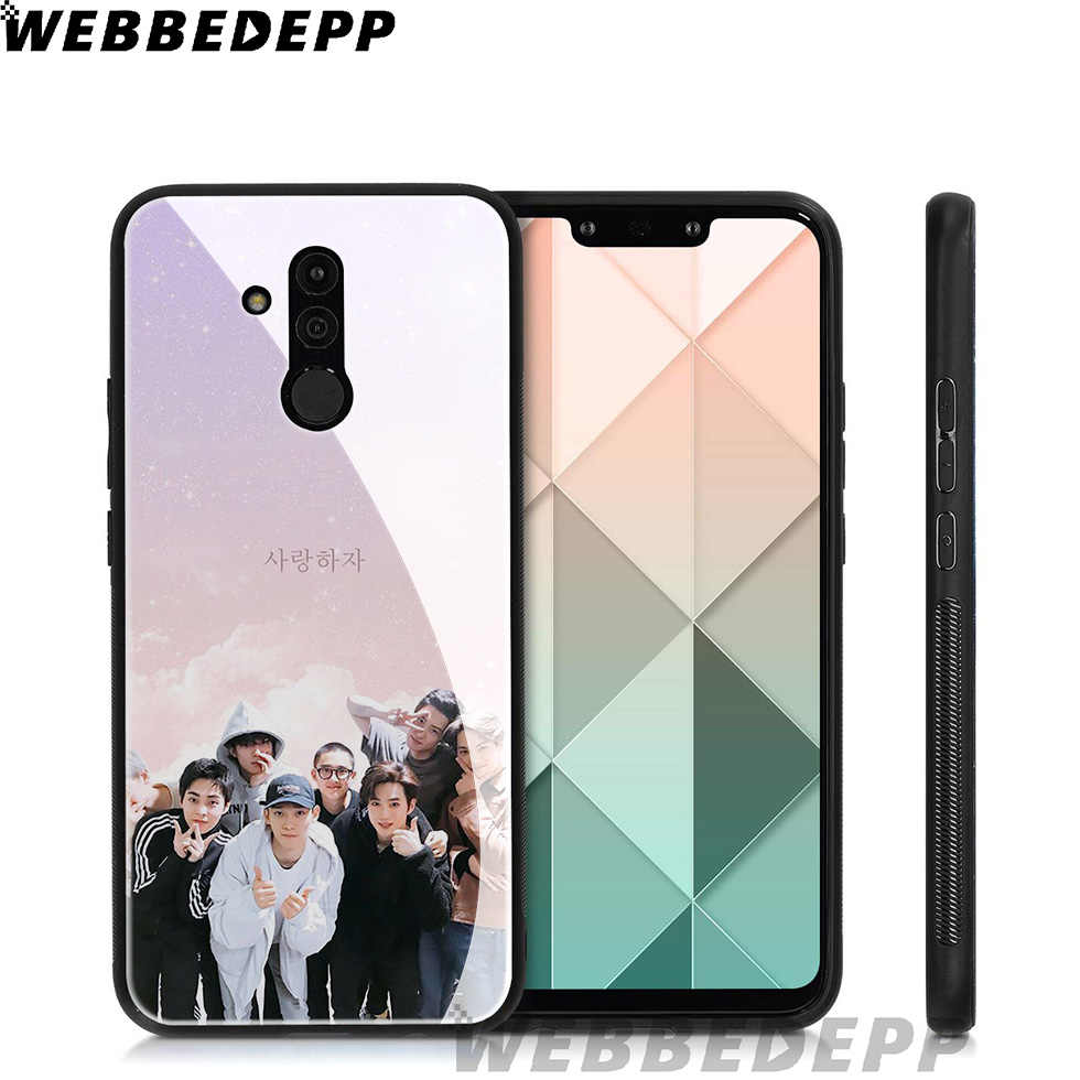 WEBBEDEPP Sehun youngjae got 7 vidrio templado para Huawei Mate 20 P20 P10 P Smart 2019, 2018 & Honor 10 9 8X 7A Lite Pro