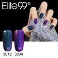 Elite99 3D Colorful Phantom Nail Gel Polish Chameleon Gel 2pcs 5ML UV Gel Varnish Bling Surface Nail Makeup Polish Gel Lacquer