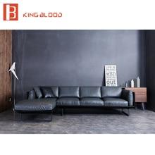 sofa set american genuine leather designs small corner