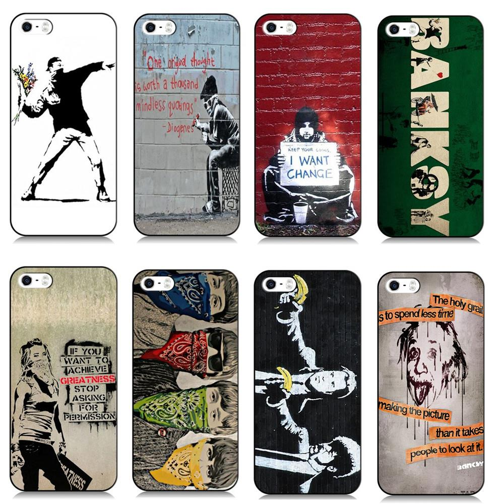 coque iphone 6 plus banksy