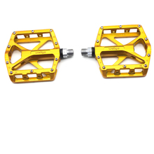 Wellgo Magnesium Alloy MTB Bicycle Pedal Anti-slip Sealed Bearing Ultralight CNC Mountain Bike Pedals for B245