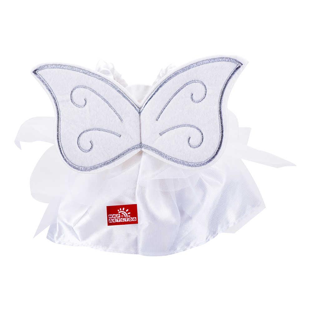 Мягконабивная игрушка МИР ДЕТСТВА «Кукла Белая фея»