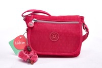 Water Resistant Nylon Women S Crossbody Bag Monkey Large Capacity Lady Messenger Bag With Many Colors