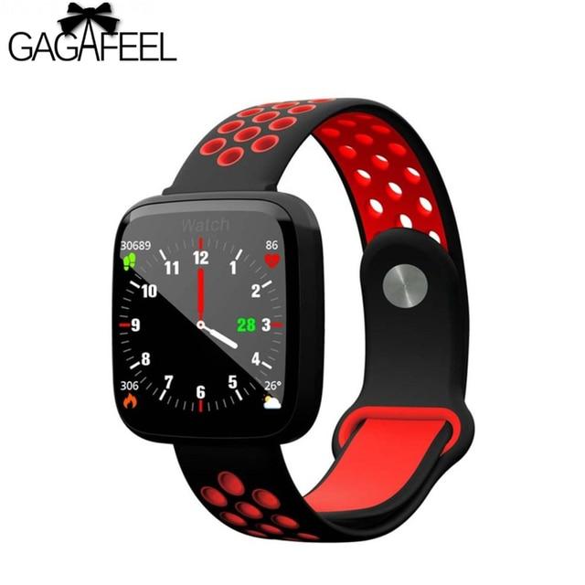 F15 Bluetooth Di Sport Braccialetto Intelligente Di Frequenza Cardiaca Misurator