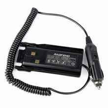 Baofeng cargador eliminador de walkie talkie de UV 82, 12V, Eliminador de batería de coche para Baofeng UV 82 Plus, UV 8D, UV 82HX, dos W, UV 82HP