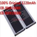 Para SAM Galaxia Original Batería 3220 mAh Alta Capacidad Nota 4 N9100 Nota4 N910F N910S N910H N910U N910L EB-BN910BBK EB-BN910BBE