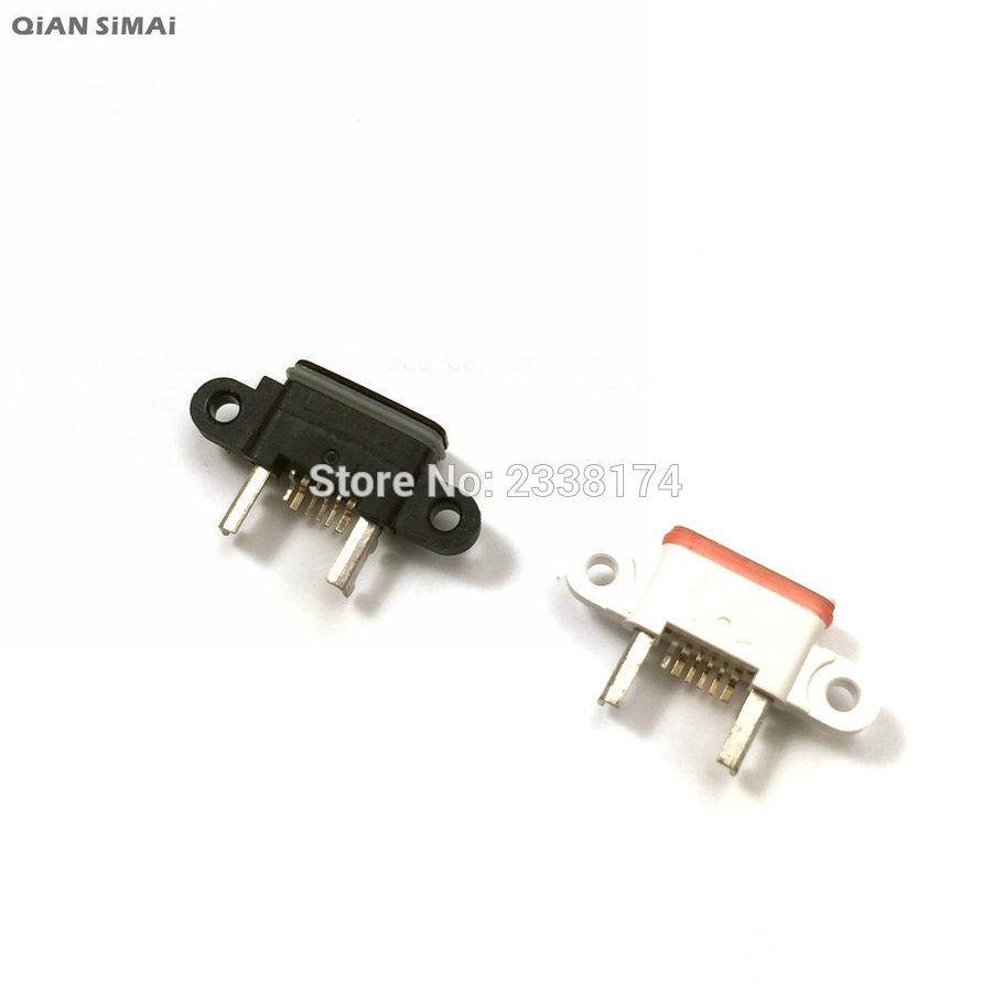 QiAN SiMAi For xiaomi 4 mi4 m4 New USB connector charging port Repair Parts