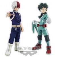 WSTXBD BANPRESTO Original My Hero Academia My Reservation DXF Figure SP Izuku Shoto PVC Figure Toys Figurals Dolls Brinquedos