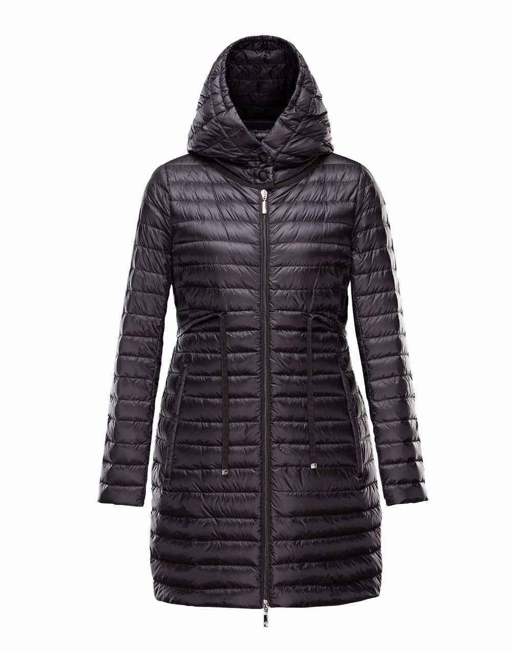 NewBang Брендовые женские пуховики ультра легкий пуховик Женская Длинная Куртка женская портативная легкая тонкая теплая пуховая куртка