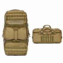 Männer 60L Rucksack Militärische Rucksack Reise Schulter Hohe Kapazität 60L Rucksack Tasche