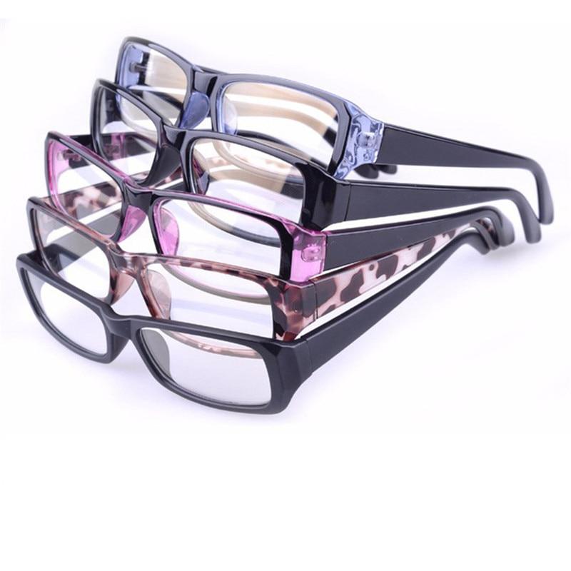 10pcs UV400 Radiation Blue Light Computer Working Glasses Women Fashion Coating Clear Lens Frames Protective Eyeglasses