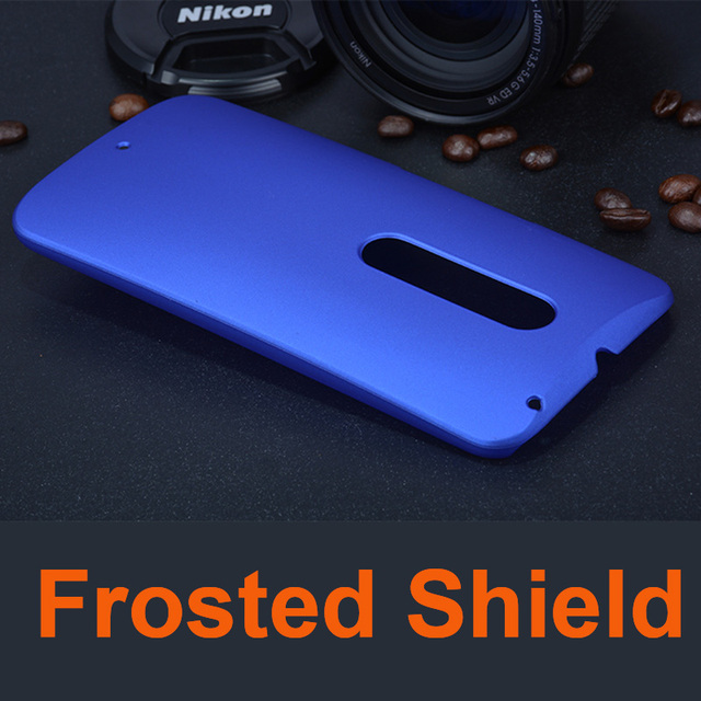 Frosted Shield Hard PC Back Cover Mobile Phone Bag Case For Moto M Z Force G5 G4 Play Plus G3 G2 G X X2 X3 E E2 Shell Covers