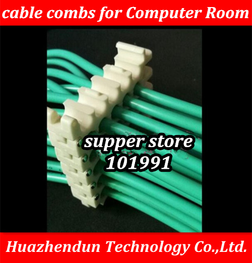 DEBROGLIE Network module network cable lines comb machine Wire harness Arrangement tidy tools for computer room