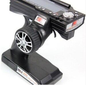 Image 5 - F01815 Flysky FS GT3B FS GT3B 2,4G 3CH Gun Controller Sender Kein empfänger, Für RC Auto Boot