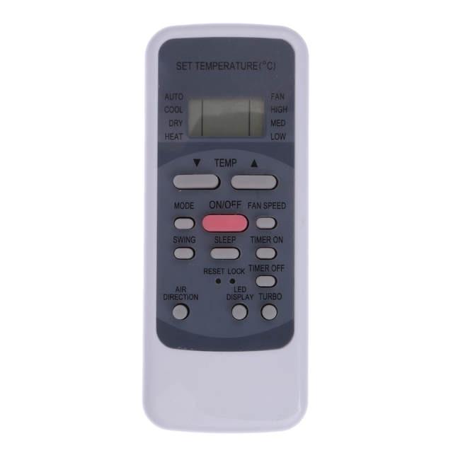 Split Portable Air Conditioner Remote Control for Midea R51M/E R51/E R51/CE  R51M/CE R51D/E R51M/BGE Air Conditioner Controller