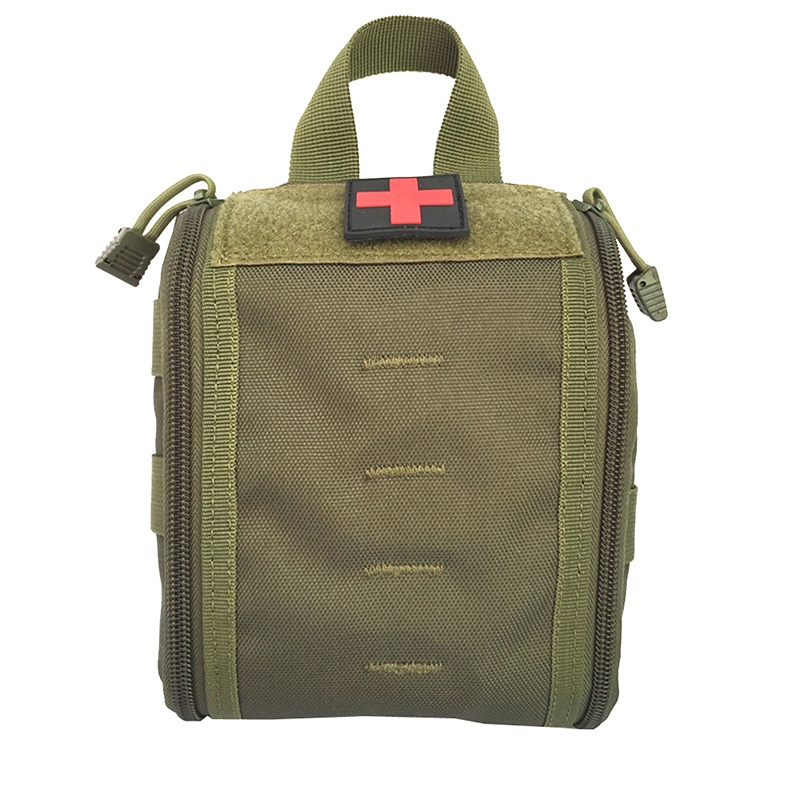 Hunting Utility Belt Bag Tactical Molle Medical Kit Pouch Emergency Survival Gear Bag First Aid Kit Pouch Tool tool bag military molle admin pouch tactical pouch multi medical kit bag utility pouch