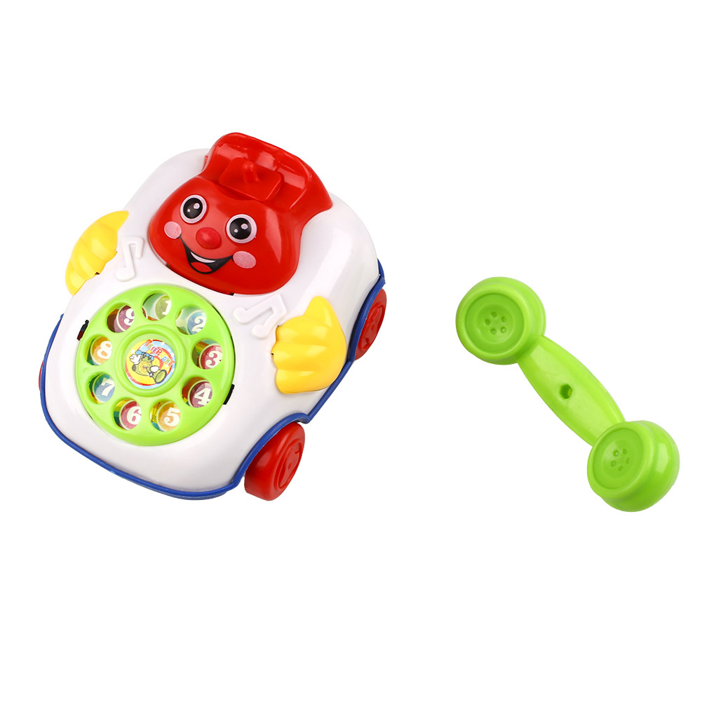 ヾ ノbaby Kids Toys ᗖ Wired Wired Music Smiling Face