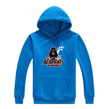 2017 College Cincinnati Bearcats Empire Star Wars Darth Vader Men Sweashirt Women warm hoodies 0104-6