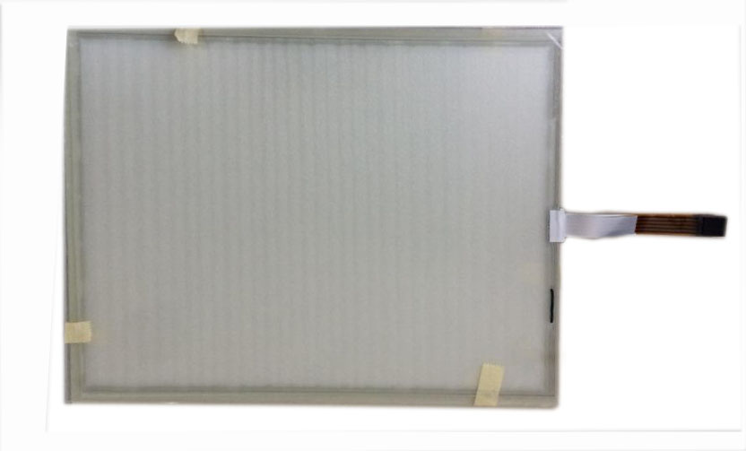 E249567 new touch glass panel in stock touch screen touch screen glass 154 105 mm as shown in figure new