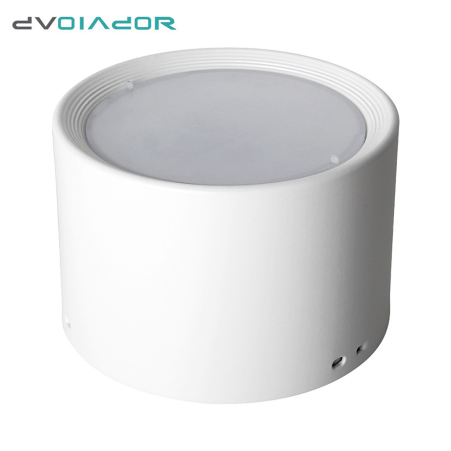 Teto Downlight LEVOU Holofotes Vivendo Lâmpada Nórdico LEVOU Para Baixo Luz Para Cozinha Banheiro luz Do Ponto montado Superfície AC90-260v