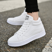 Frauen Ankle Schuhe Neueste Classic All Weiße Frauen Freizeitschuhe Schuhe High Top Frauen Atmungsaktive Wanderschuhe Straßenschuhe