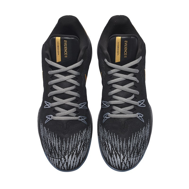 f20494ea02e9 NIKE ZOOM EVIDENCE II Mens Basketball Shoes Breathable Stability Support  Sports Sneakers For Men Shoes 908978 090-in Basketball Shoes from Sports ...