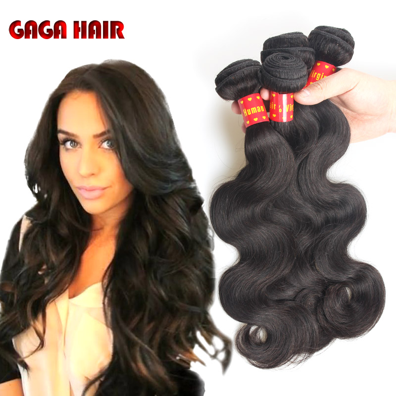 Unprocessed malaysian virgin hair body wave grade 7a human hair unprocessed malaysian virgin hair body wave grade 7a human hair weave cheap malaysian body wave hair weave bundles free shipping in hair weaves from hair pmusecretfo Images