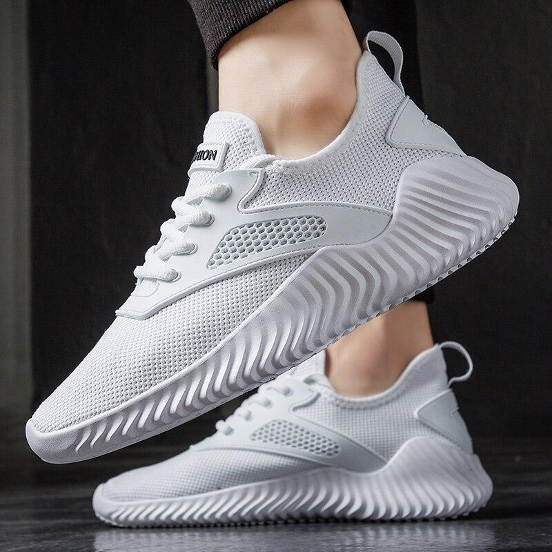 Женские спортивные кроссовки, большие размеры, роскошные дышащие кроссовки для женщин, спортивная обувьОбувь без каблука   -