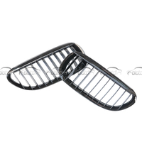 OLOTDI Grill for BMW E63 E64 2007 2010 Gloss Black Front Grille Racing Grills Charges Shipment Fee for Fast Shipping