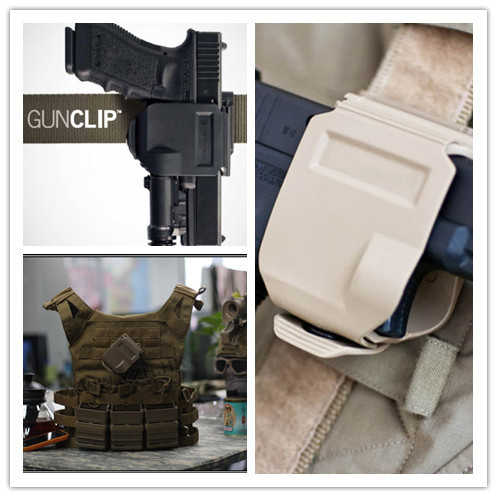 CP models holster Fit Well For GLOCK 17/19/22/23 Tactical Airsoft Paintball Hunting Shooting Roto Right-Handed Gun Clip Holster