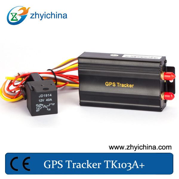 mobile tracker with address location