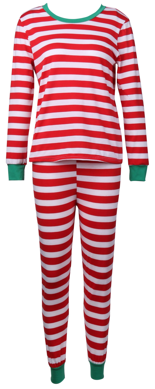NEW Arrivals Womens Mens Unisex Pyjamas Christmas Xmas Pajamas Adult Set Cotton Nightwear Sleepwear(without Kids Set)