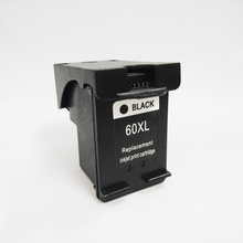 For HP 60xl 60 Black Ink Cartridge For HP Deskjet F2480 F2420 F4480 F4280 F4580 D2660 D2530 D2560 F4280 PhotoSmart C4600 C4680