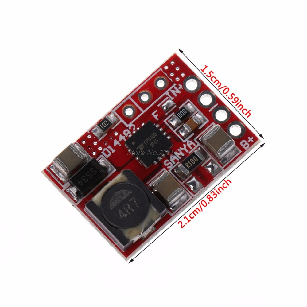 Tp5000 42v 36v 1a Lithium Battery Charging Board Charger Module Where To Buy Integrated Circuits Led Indicator In From Electronic Components